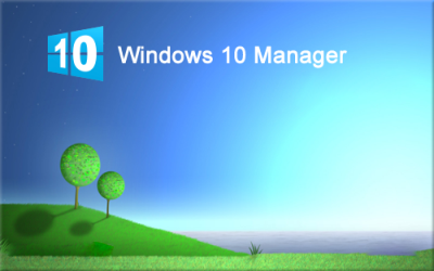 Windows 10 Manager 2.1.3 (PL)