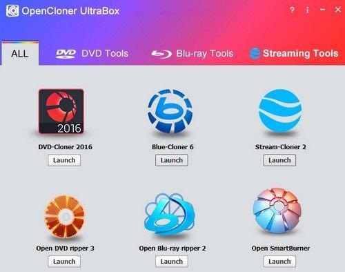 OpenCloner UltraBox 2.10.222 (Portable)