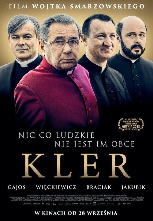Kler (2018) PL.DVDRip.XviD-KiT / Film Polski