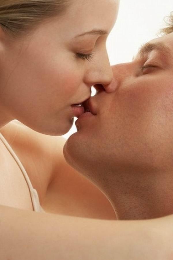 Lascia colare il tuo bacio