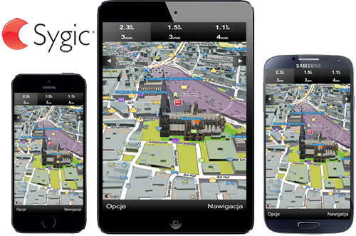 Sygic GPS Navigation + Mapa PL v 17.4.12 + sygic.aura (PL)