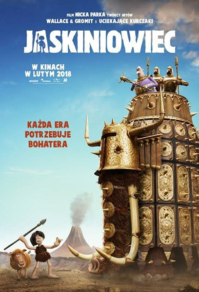 Jaskiniowiec (2018) KiT-MPEG-4-H.264-HDV-AAC /Dubbing/PL