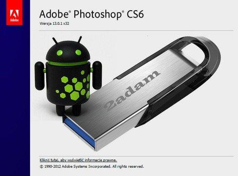 Adobe Photoshop CS6 13.0.1.1 Portable (64) (pl)