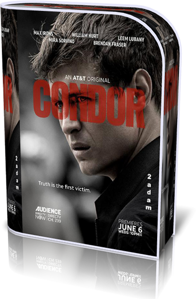 Trzy dni Kondora (2018) Serial-MPEG-TS-HDTV-AC-3/Lektor/PL