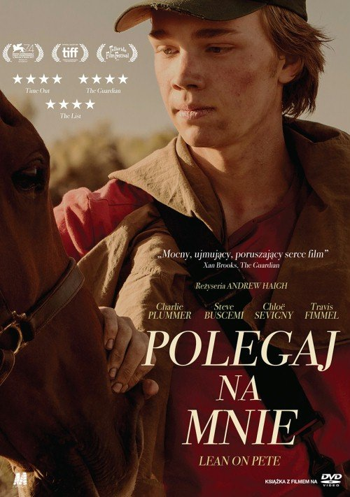 Polegaj na mnie / Lean on Pete (2017) PL.720p.BRRip.DD5.1.x264-P2P / Lektor PL