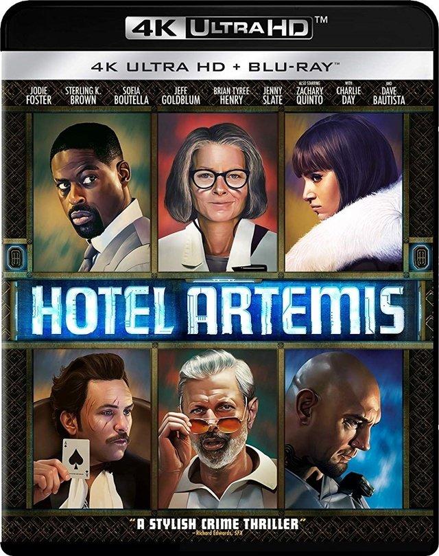 Hotel Artemis (2018) DUAL.2160p.BluRay.REMUX.HEVC.DTS-HD.MA.5.1-P2P / Lektor PL i Napisy PL