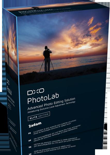 DxO PhotoLab 1.2.1