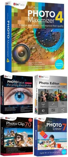 InPixio Photo Suite 4.2017