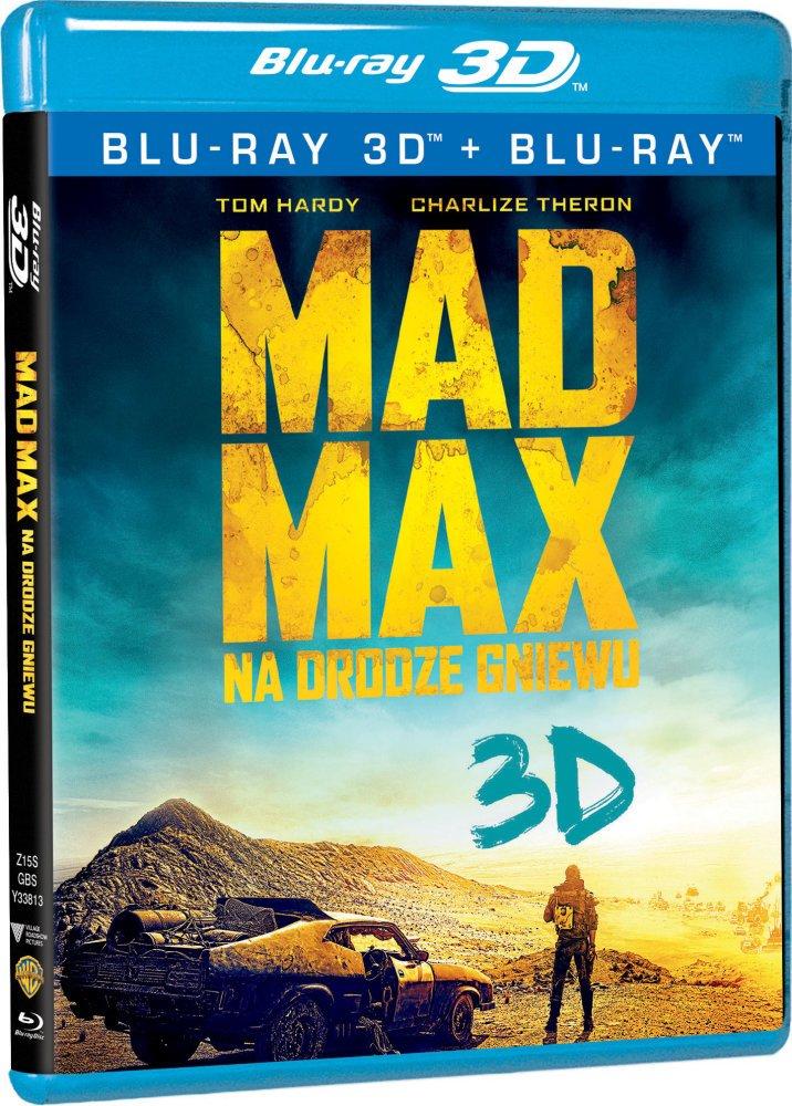 Mad Max: Na drodze gniewu 3D / Mad Max: Fury Road 3D (2015) PL.DUAL.720p.Half-SBS.BluRay.DD5.1.x264-FLAME / Lektor PL i Napisy PL