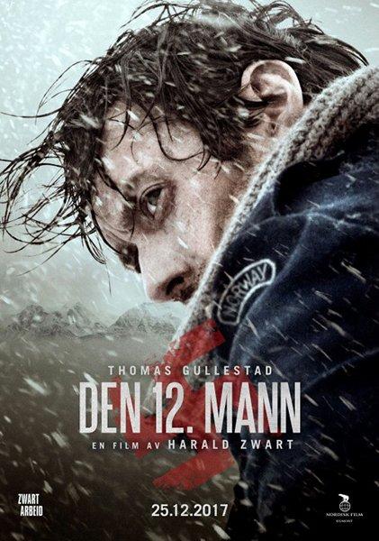 Den 12. mann (2017) KiT-MPEG-4-H.264-AVC-AAC /Napisy/PL