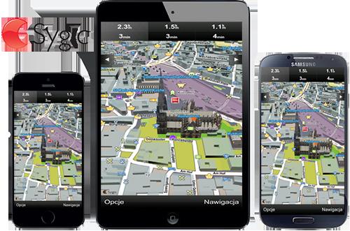 Sygic GPS Navigation + Mapa PL v 17.4.15 + com.sygic.aura (PL)