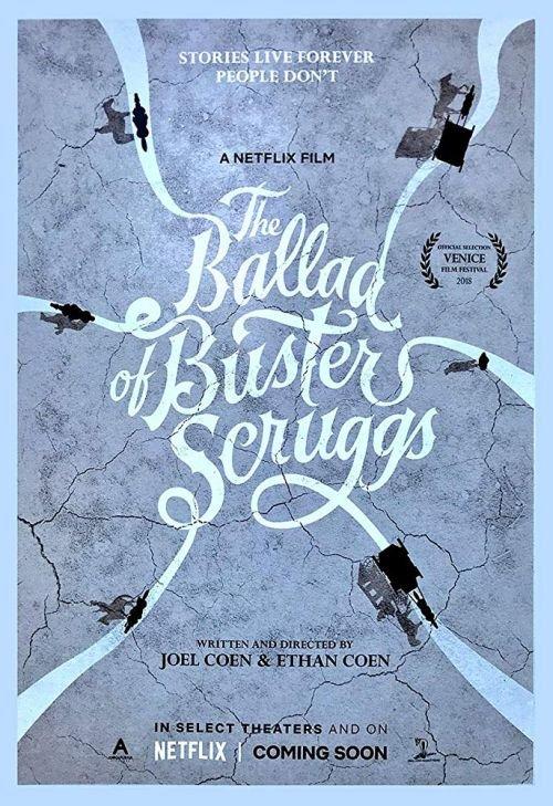 Ballada o Busterze Scruggsie / The Ballad of Buster Scruggs (2018) PL.NF.WEB-DL.x264.AC3-KiT / Lektor PL
