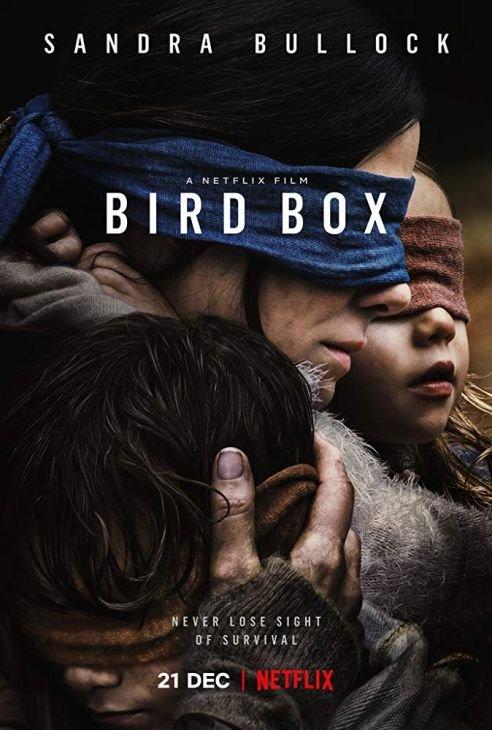 Nie otwieraj oczu / Bird Box (2018) DUAL.2160p.NF.WEBRip.DDP5.1.x265-P2P / Lektor PL i Napisy PL