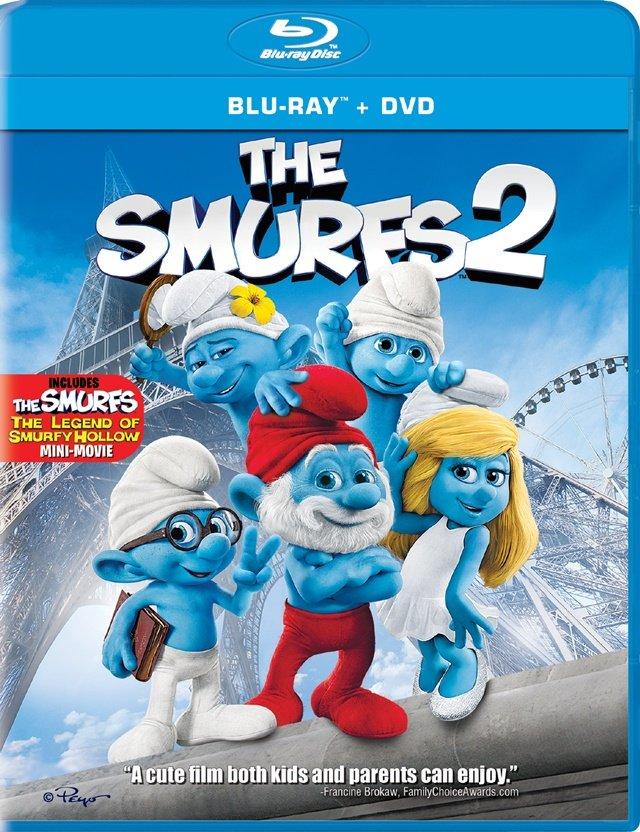 Smerfy 2 / The Smurfs 2 (2013) MULTi.1080p.EUR.Blu-ray.AVC.DTS-HD.MA 5.1-FLAME | Dubbing PL i Napisy PL