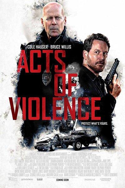 Acts of Violence (2018) KiT-MPEG-4-H.263-AAC/Napisy/PL