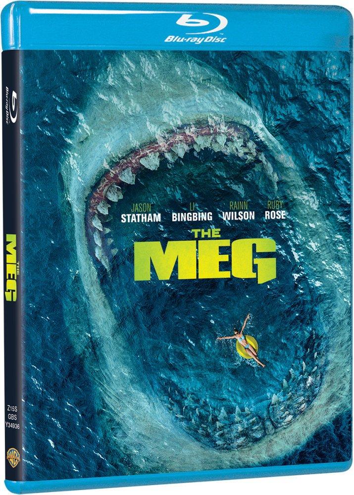 The Meg (2018) PL.720p.BluRay.DD5.1.x264-P2P / Lektor PL i Napisy PL